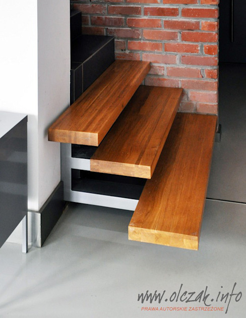 modern  by OPS Architekt Maciej Olczak, Modern