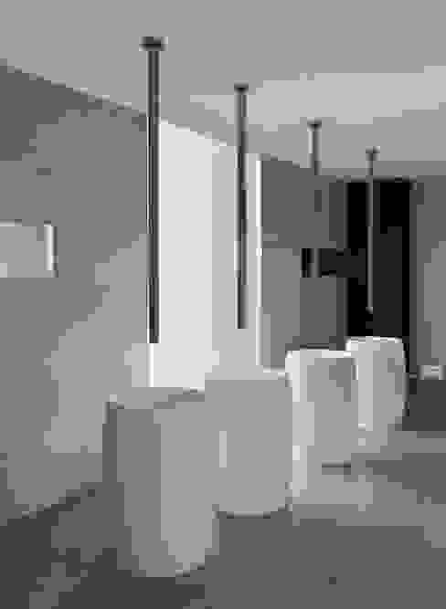 """Freistehender Waschtisch """"TORSO"""" by VALLONE® Moderne Badezimmer von Vallone GmbH Modern"""