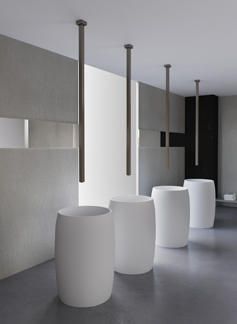 Moderne badkamers van Vallone GmbH Modern