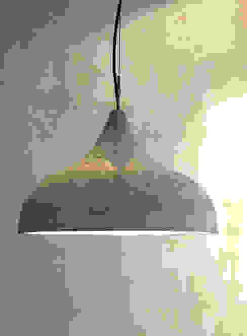 Pendant Light, concrete van rohes wohnen Minimalistisch