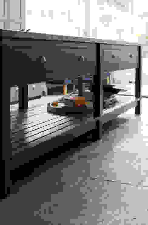 Dapur oleh Floors of Stone Ltd, Country