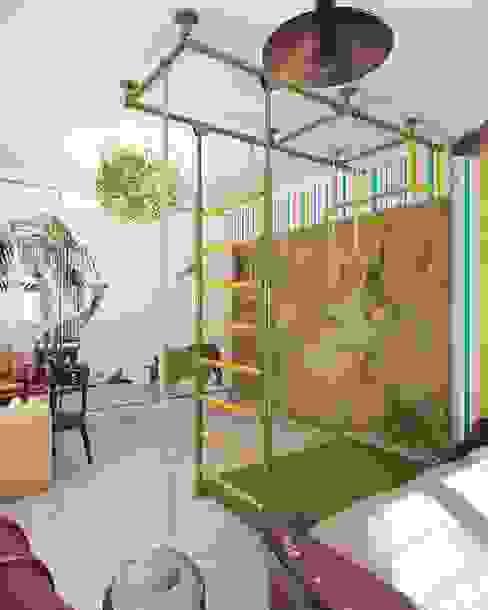 Студия дизайна интерьера 'Золотое сечение'의  아이방, 컨트리