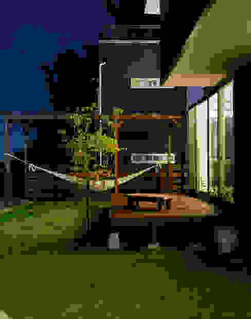 H建築スタジオ Modern garden