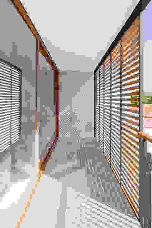 Terrazas de estilo  por Alventosa Morell Arquitectes, Minimalista