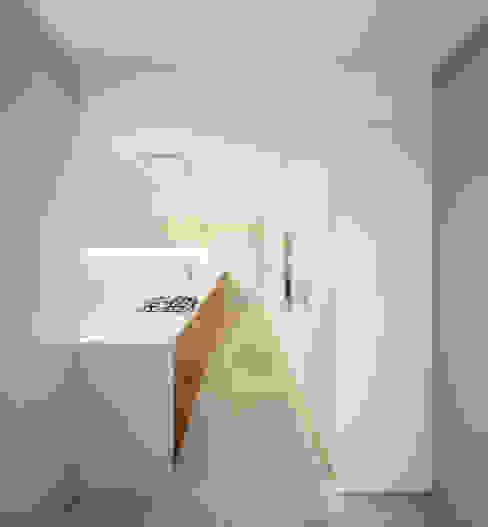 Casa CP Cocinas de estilo minimalista de Alventosa Morell Arquitectes Minimalista