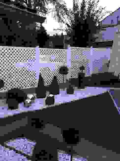 Kratka ogrodowa PCV Klasyczny ogród od Ogrodzenia PCV Klasyczny