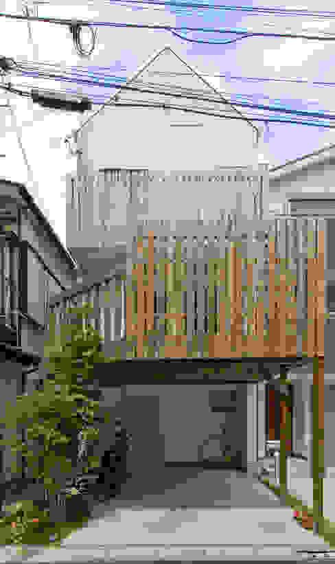 外観1 オリジナルな 家 の 山本陽一建築設計事務所 オリジナル
