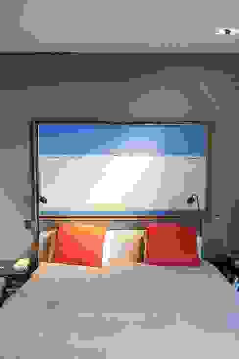 Appart Paris 16 Chambre moderne par Roque Intérieurs Moderne