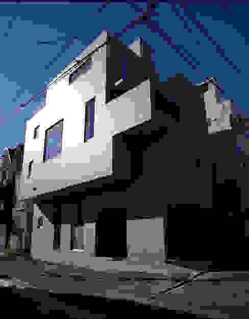 House I Casas de estilo minimalista de 森吉直剛アトリエ/MORIYOSHI NAOTAKE ATELIER ARCHITECTS Minimalista