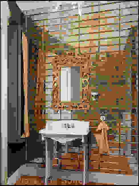 Проекты ванной: Ванные комнаты в . Автор – Частный дизайнер и декоратор Девятайкина Софья,