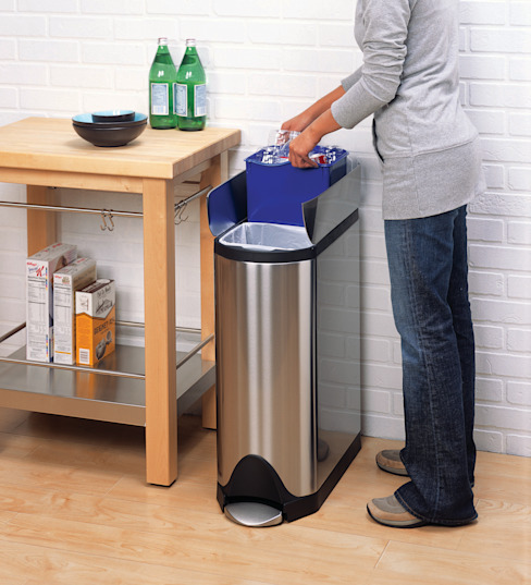Lifestyle Modern Kitchen by simplehuman Modern
