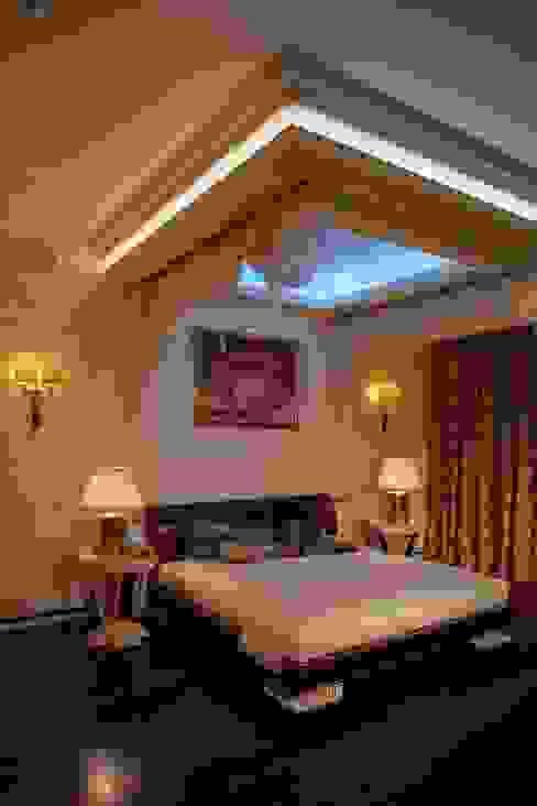 Classic style bedroom by Studio B&L Classic