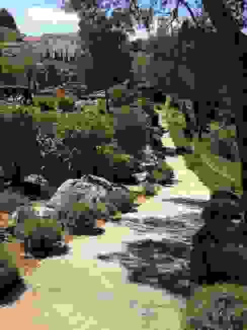 jardins & allées Jardin méditerranéen par ESPRIT SUD Méditerranéen