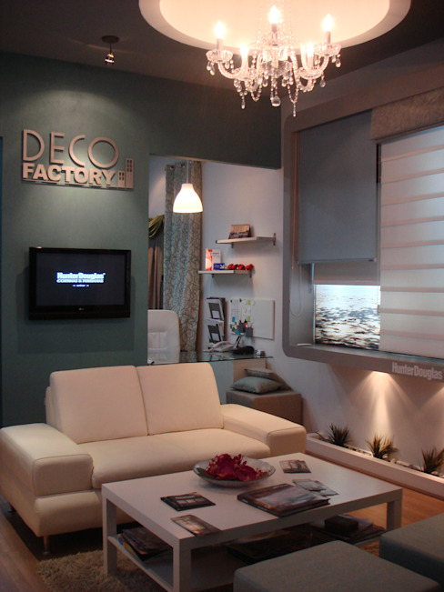 DECO FACTORY Modern commercial spaces