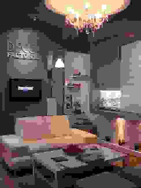 Showroom Deco Factory Espacios comerciales de estilo moderno de DECO FACTORY Moderno
