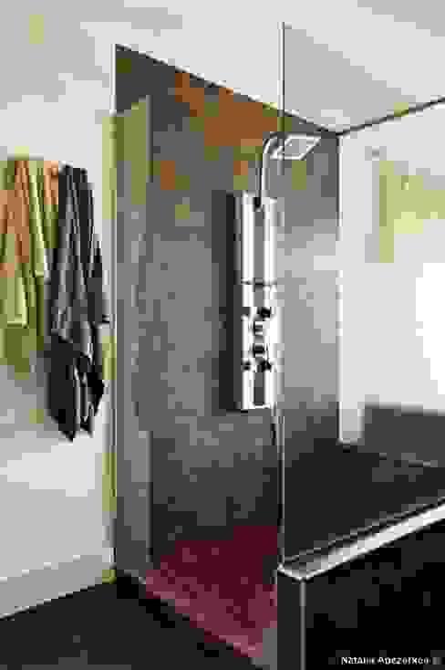 VIVIENDA UNIFAMILIAR 100% FENG SHUI Baños de estilo moderno de AREA FENG SHUI │Arquitectura Interiorismo y Decoración Feng Shui Moderno
