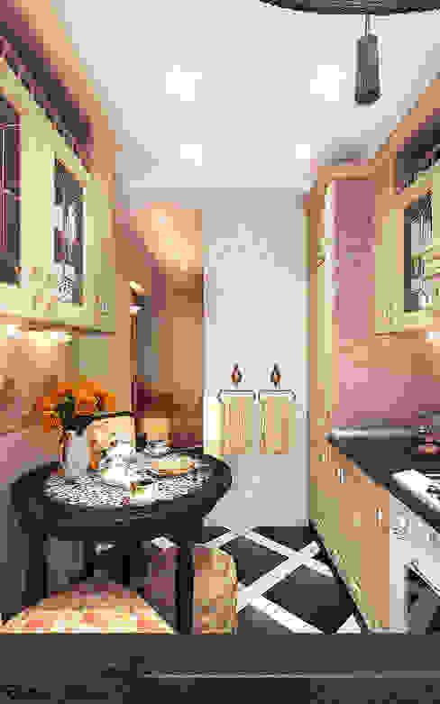 kitchen: Кухни в . Автор – Your royal design, Классический