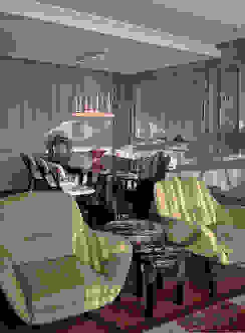 Unlimited Design – Karsıyaka Private Residence: modern tarz , Modern