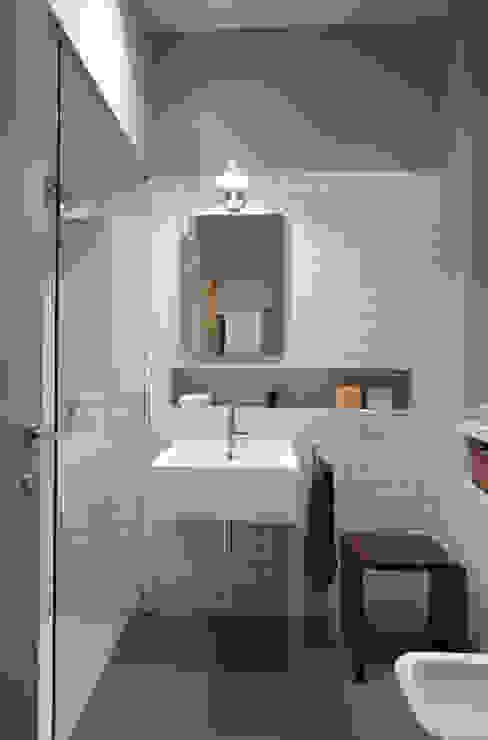 Il bagno lastArch - lattanzistatellaArchitetti Bagno moderno