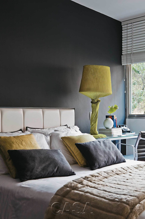 Modern style bedroom by AMMA PROJETOS Modern