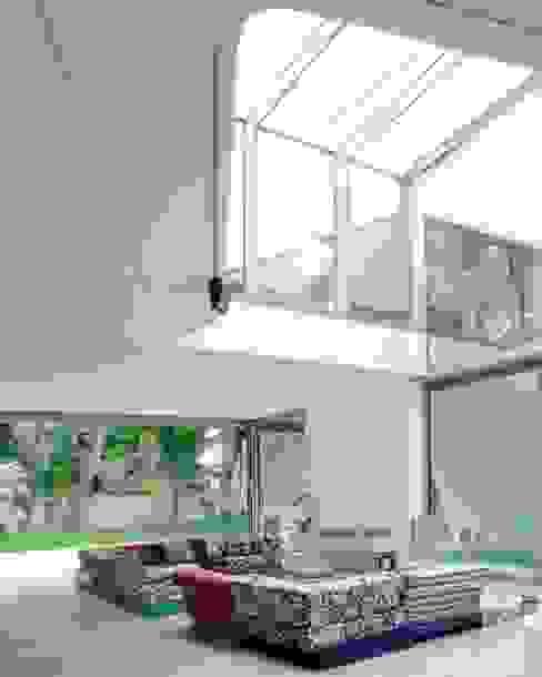 Villa M Moderne Wohnzimmer von HS Architekten BDA Modern