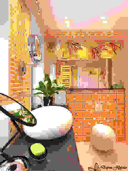 Casas de banho minimalistas por Your royal design Minimalista