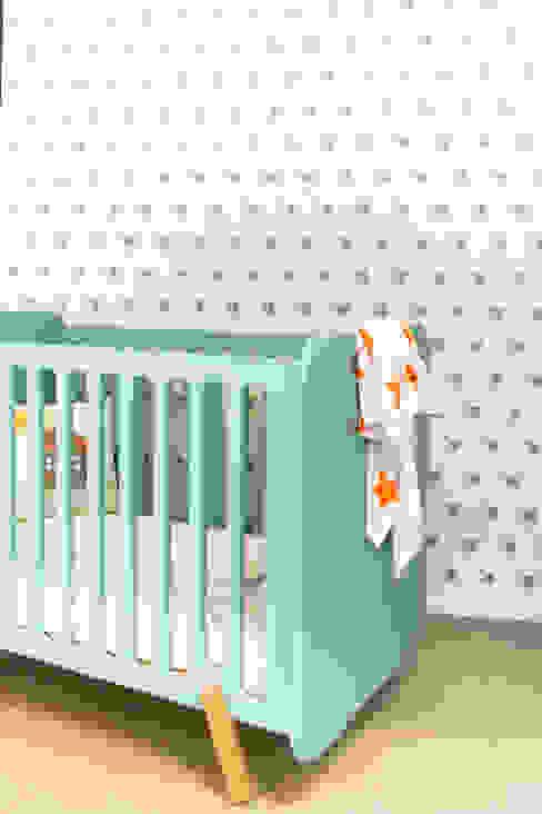 Ledikant VROLIJK:  Kinderkamer door ukkepuk meubels ,