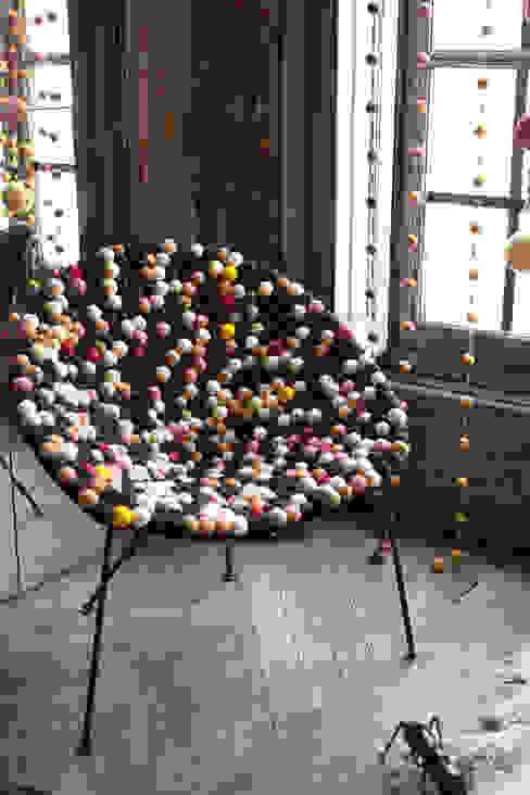 Fauteuil Moka par An Vert du Design Éclectique