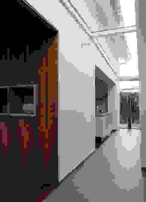 overgang van 3d Visie architecten