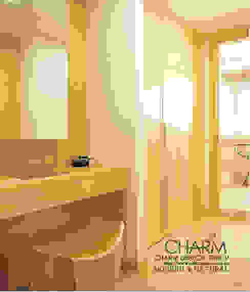 모던 내추럴 하우스 클래식스타일 드레싱 룸 by 참공간 디자인 연구소 클래식
