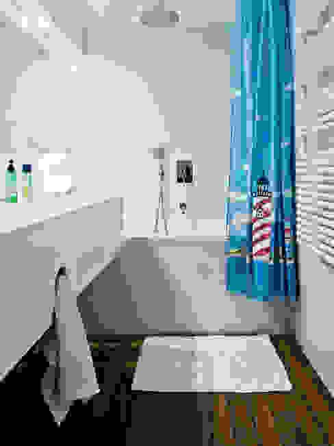 Квартира на Университетском Ванная комната в эклектичном стиле от Owner /designer Эклектичный