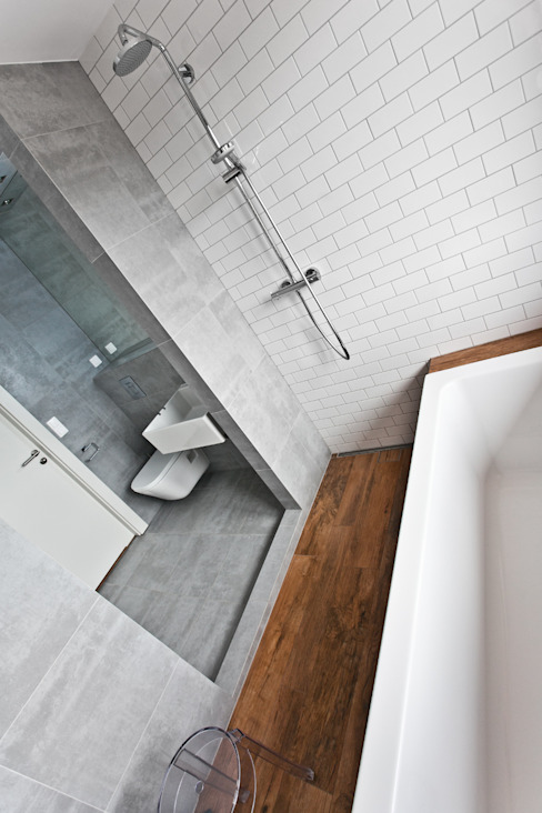 mode:lina™ Modern style bathrooms