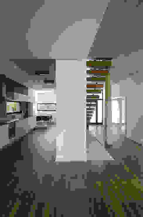 Moderne Küchen von PAWEL LIS ARCHITEKCI Modern