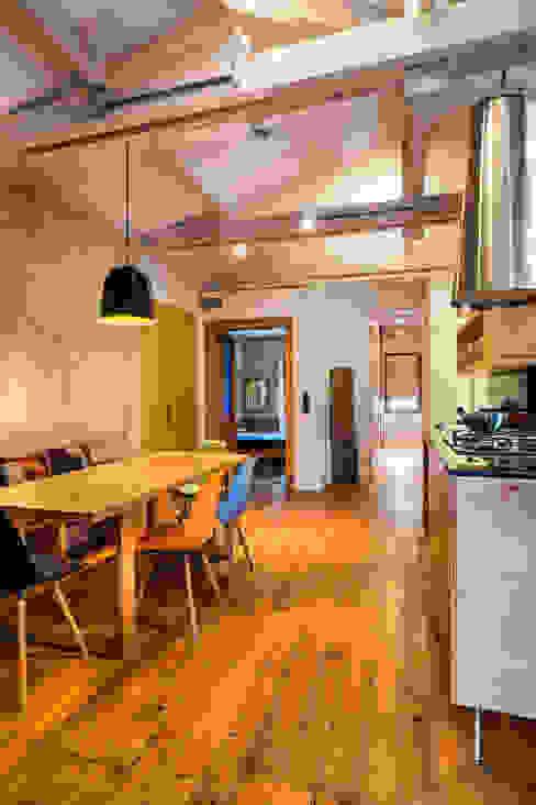 Atelye 70 Planners & Architects Modern Kitchen