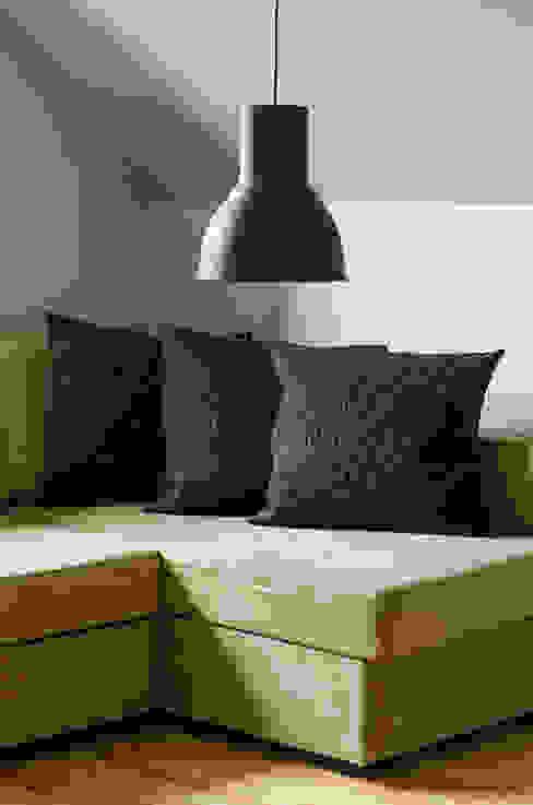 poduszki HEXAGONE od boogie Minimalistyczny