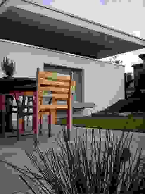 Tuin door w3-architekten Gerhard Lallinger