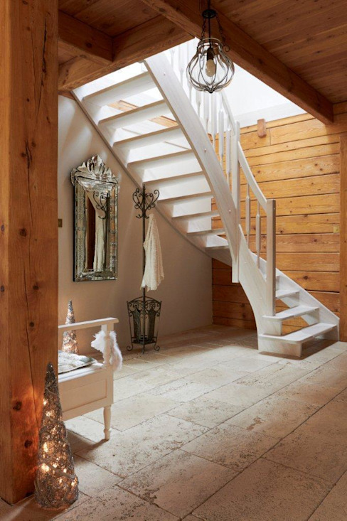 Koridor dan lorong oleh Pracownia Projektowa Poco Design, Mediteran