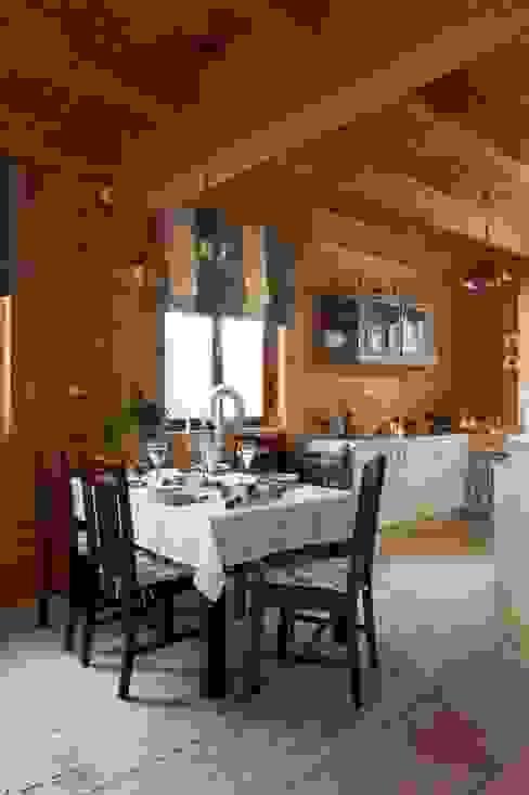 Столовые комнаты в . Автор – Pracownia Projektowa Poco Design,