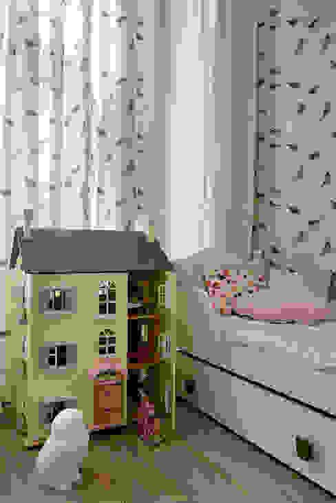 Ażur w Pastelach: styl , w kategorii Pokój dziecięcy zaprojektowany przez Pracownia Projektowa Poco Design,Eklektyczny