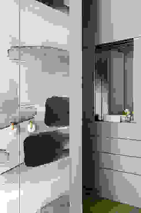 Ażur w Pastelach: styl , w kategorii Sypialnia zaprojektowany przez Pracownia Projektowa Poco Design,Eklektyczny