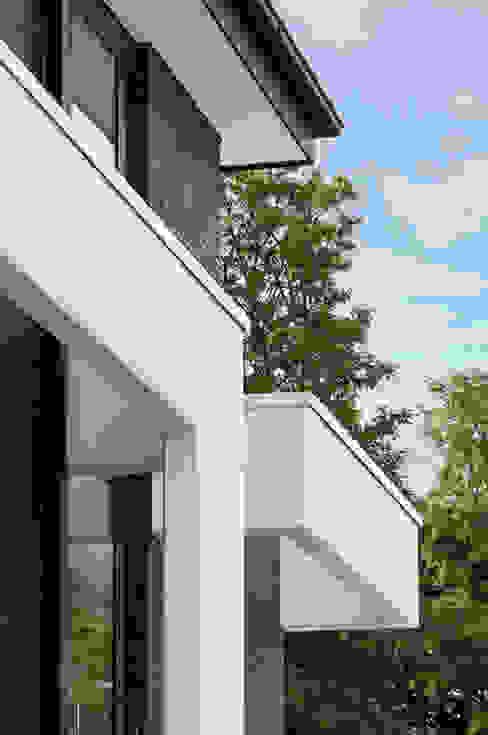 Fassade Moderne Häuser von Sökeland-Leimbrink Architektur • Design GmbH Modern