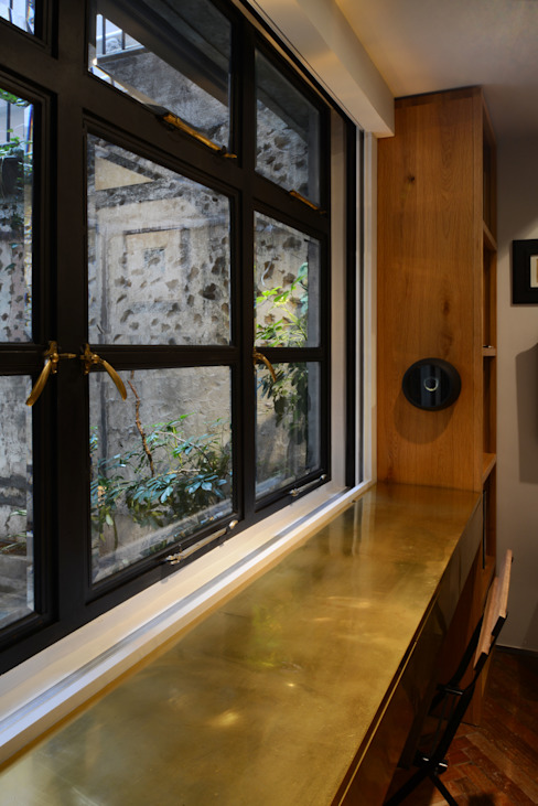 Stefano Tordiglione Design Ltd アジア・和風の 窓&ドア