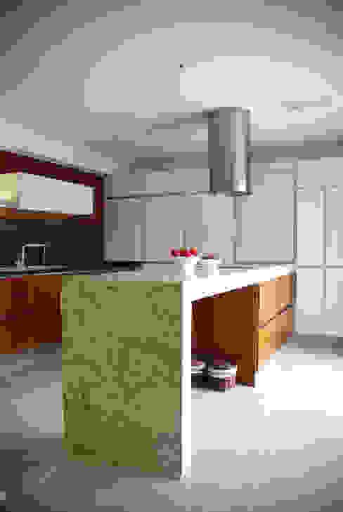 HOUSE MFN Modern Mutfak GOA / gulnar ocakdan archıtecture Modern