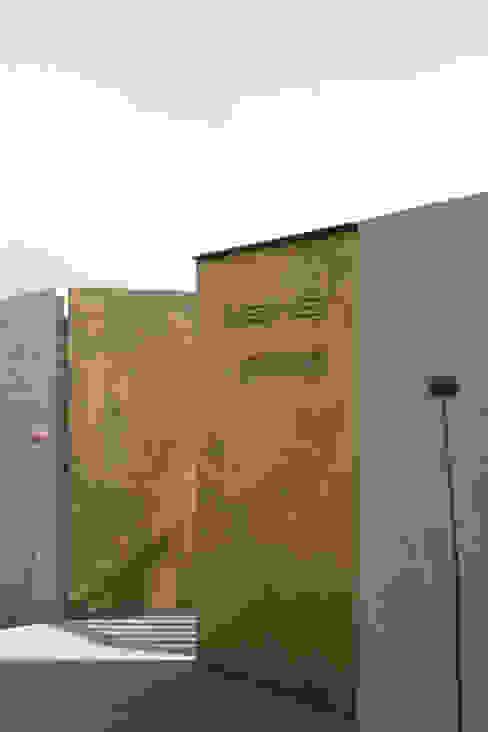 Hausnummer Moderne Häuser von GMS Freie Architekten Isny / Friedrichshafen Modern