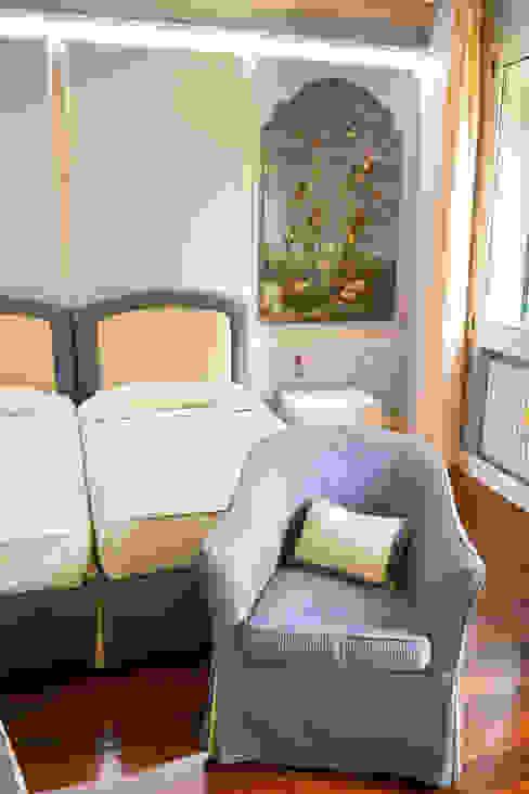Casa_Privata_Cittadella Camera da letto in stile classico di Studiogkappa Classico