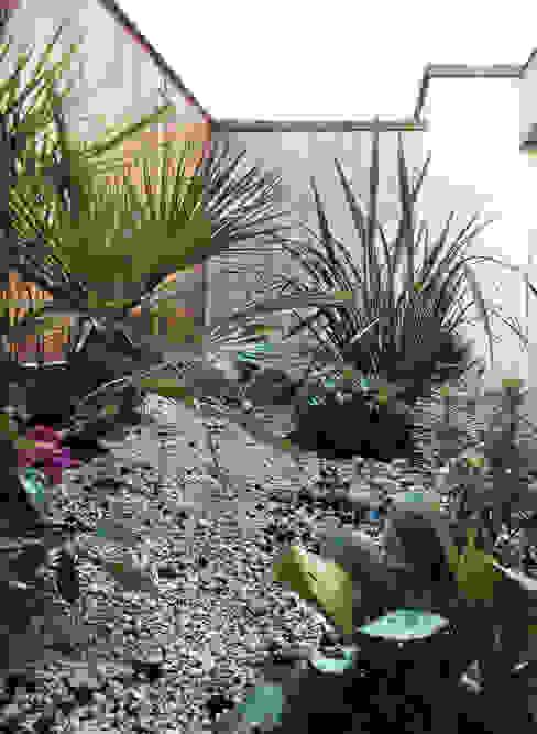 Patio Jardines de estilo mediterráneo de AR Architecture Mediterráneo