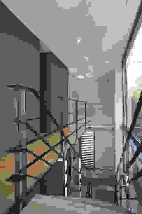 Modern Houses by OPEN ARCHITECTES Modern