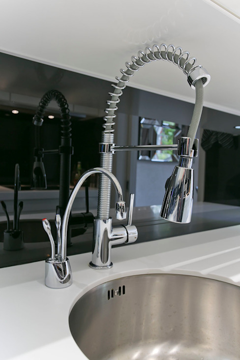 Kitchen Temza design and build KitchenSinks & taps