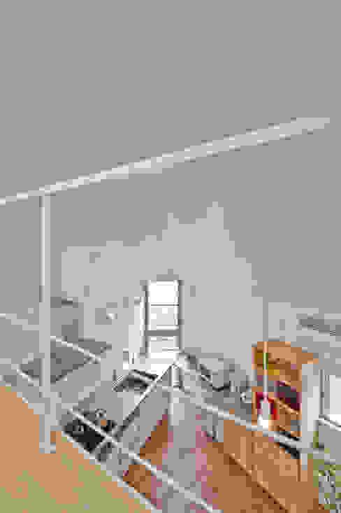 堀ノ内の住宅 モダンデザインの ダイニング の 水石浩太建築設計室/ MIZUISHI Architect Atelier モダン