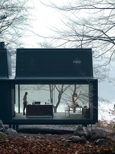Vipp Shelter:  Commercial Spaces by Vipp,